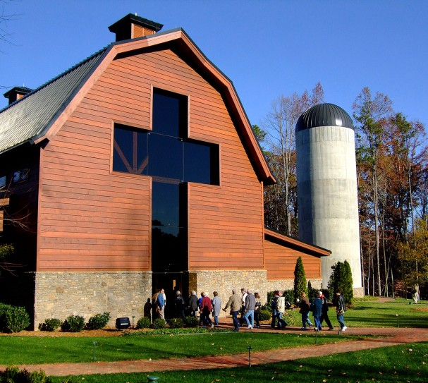 The Billy Graham Library Home