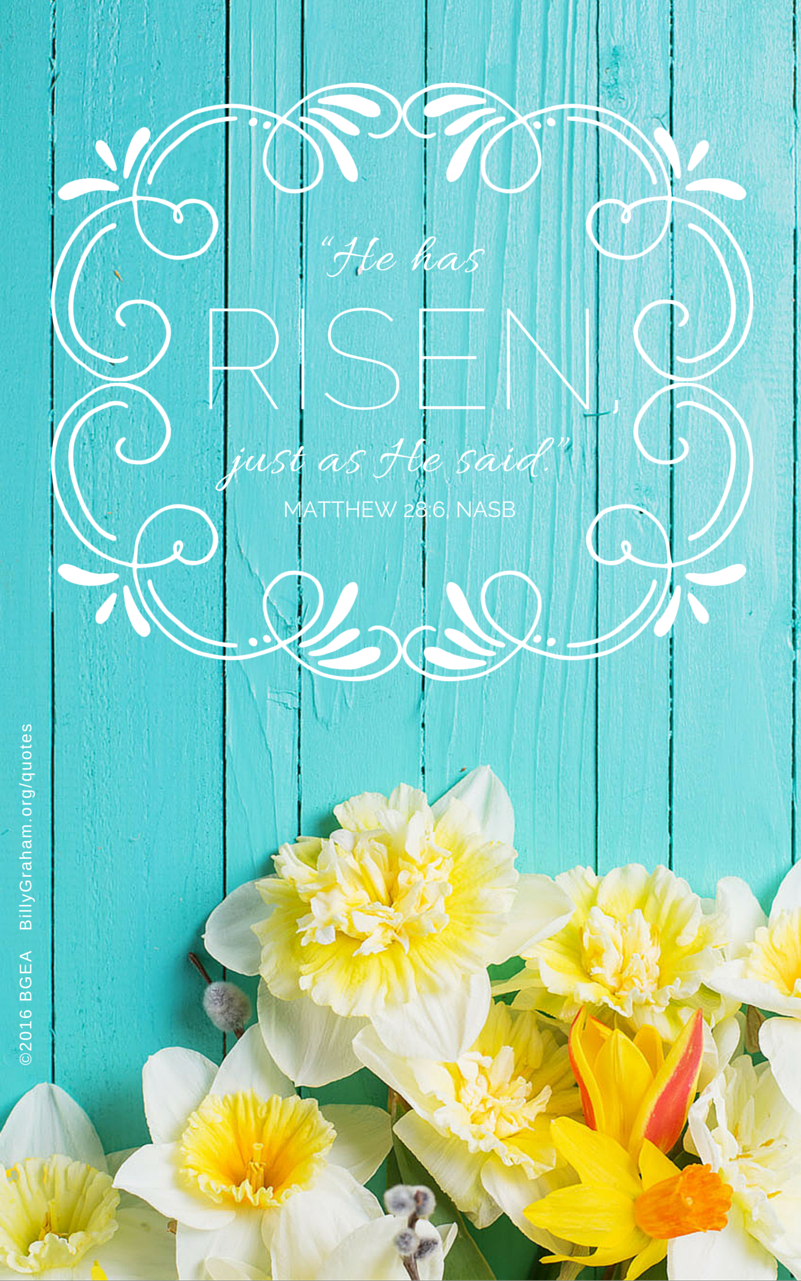 Free Easter Art The Billy Graham Library Blog