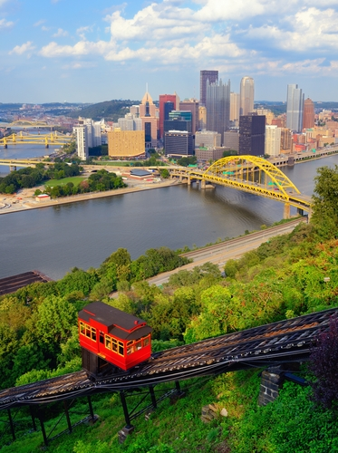 Motorcoach Tours From Pittsburgh