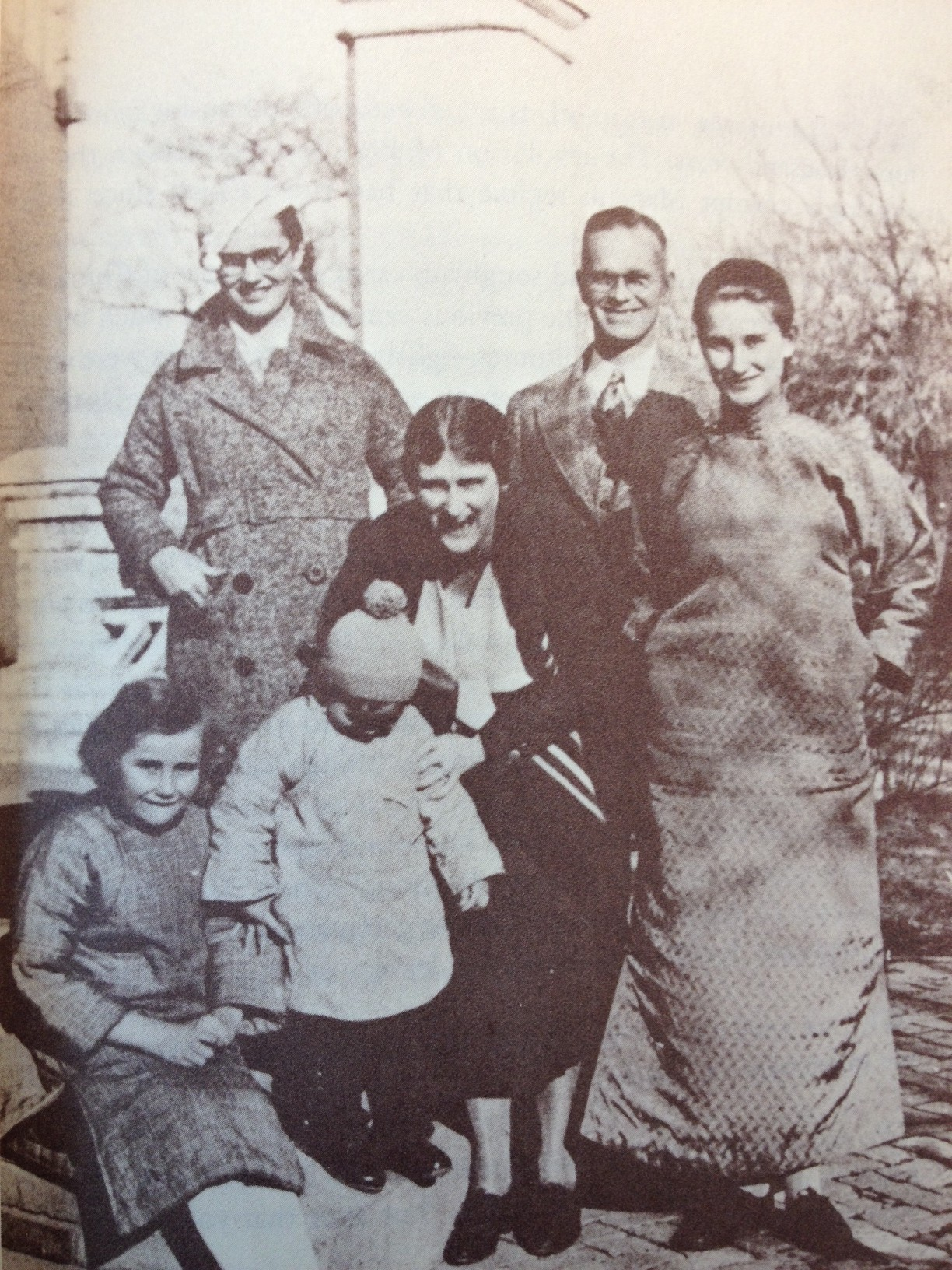 Ruth Graham S Childhood In China The Billy Graham
