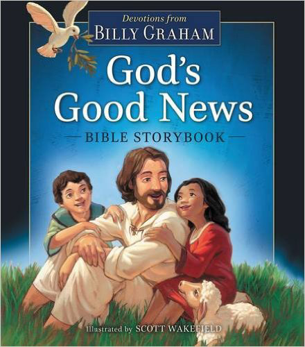 BG Gods Good News Devotion
