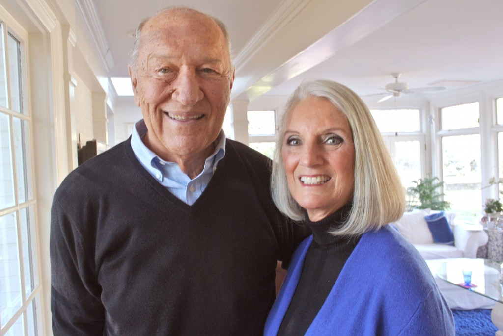 Danny and Anne Graham Lotz were married for 49 years. Danny Lotz passed away on August 19 at the age of 78.